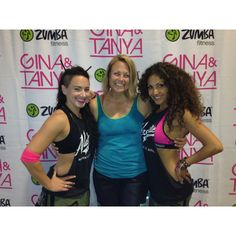 Rocked it out with Gina and Tanya in Philly this past October.  Had a great time!
