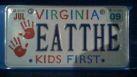 Virginia DMV Revokes World's Greatest License Plate