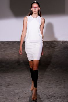 Cédric Charlier Spring 2013 Ready-to-Wear Collection Photos - Vogue
