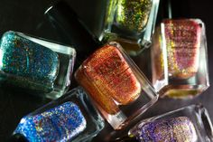 F.U.N. Lacquer Summer 2015 Collection @lakkomlakkom