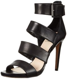 Vince Camuto Women's Rittel Dress Sandal * Find out more details by clicking the image : Block heel sandals