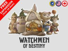 Watchmen of Destiny project video thumbnail