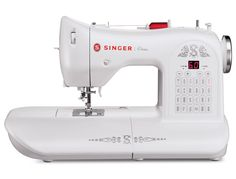 Introducing the SINGER ONE™ sewing machine. Its bold, fresh design stands out for a reason. The SINGER ONE™ sewing machine is the start of a new line, built for the way you sew, with just the right combination of easy-to-use features, technology and style. We changed home sewing forever with our first machine. 160 years later, we're still bringing you the next big thing.