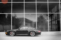 My Porsche 993 Carrera 4S