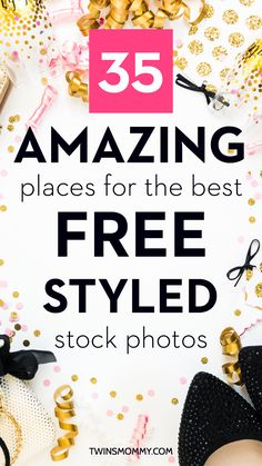 OMG! Are you a new blogger interested in free beautiful stock photos? When I first started Twins Mommy, I was on the search for feminine stock photos. I didn't have the budget to pay for them, so I was looking for free stock images. But, a lot of them just didn't fit my brand as …