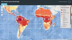 Interactive Climate Map