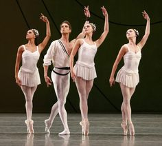 American Ballet Theatre Enchants with Misty Copeland in Frederick Ashton's signature ballets