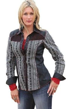 d5ea17f83 21 Best Western Button Ups images | Western shirts, Western wear ...