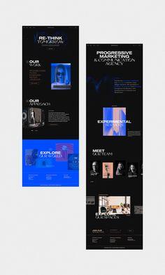Minimal Web Design, Ui Ux Design, Page Design, Graphic Design, Website Design Layout, Web Layout, Layout Design, Web Design Websites, Tech Websites