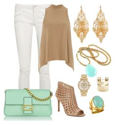 """Untitled #36"" by mesha-echevarria on Polyvore"