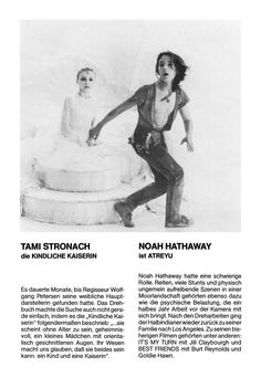 NES Foreign Magazine Clipping Featuring Atreyu & the Empress 4