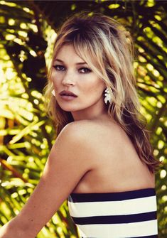 Kate Moss for Vogue UK