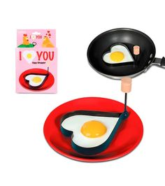 Accoutrements  I love you egg shaper