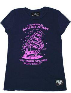 Sailor Jerry Homeward Bound - Rockabilly Clothing - Online Shop für Rockabillies und Rockabellas
