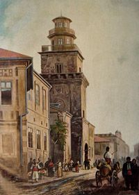 Turnul Colţei - Enciclopedia României - prima enciclopedie online despre România