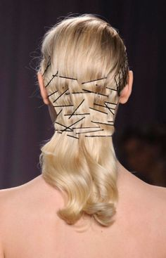 Unique Runway Hairstyles for 2016 | Haircuts, Hairstyles 2016 and Hair colors for short long & medium hair