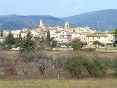 Lourmarin in the Luberon, Vaucluse, Provence, France via @shutrssunflowrs