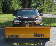 test fit old style lift frame meyer snow plow installs 2003 chevy 2500hd meyer lot pro 8 all set