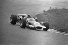 G. Hill at 1968 Dutch Grand Prix (3) - Graham Hill - Wikipedia, the free encyclopedia
