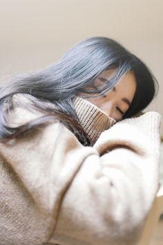 Ulzzang Style, Korean Fashion, Adorable, sleeping, sweater