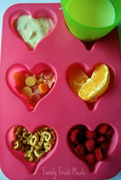 Muffin Meals: Lots of Love, may help to get my little guy to eat healthier too!