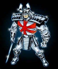 silver samurai - Bing Images: