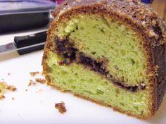 Pistachio Nut Bundt Cake. Photo by alligirl