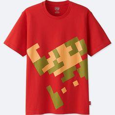 51f888051 UNIQLO Tech T Shirts, Cool Shirts, Men's Shirts, Uniqlo Men, Shirt Designs