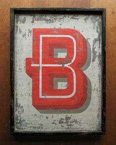 Letterology: Killer B's