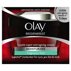 Introducing Olay Regenerist Daily 3 Point Treatment Cream Fragrance Free 50ml  Pack of 2. Get Your Ladies Products Here and follow us for more updates!