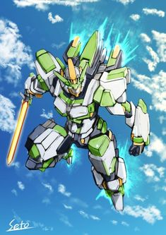 Gundam Wing, Gundam Art, Robot Concept Art, Armor Concept, Mythological Monsters, Character Art, Character Design, Mecha Suit, Gundam Build Fighters