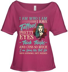 Tattoos Pretty Eyes Thick Thighs Cool Gifts For Women Slouchy Tee Gifts Fashionable Slouchy Tee Sayings For Women Funny Memes, Hilarious, Jokes, Bone Apple Tea, Male Bedroom, Village Photos, Crazy Fashion, Cool Gifts For Women, Slouchy Tee