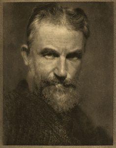 G. Bernard Shaw, Welwyn Coburn, Alvin Langdon, b.1882-1966 Men of Mark, 1904