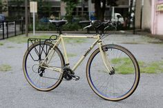 *SURLY* crosscheck complete bike   by Blue Lug