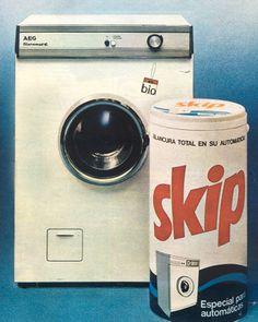 Los clásicos tambores de detergente, que acababan llenos de piezas de los juguetes