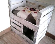 Dishfunctional Designs: Cool Cat Houses For Cool Cats - DIY Cat Houses #catsdiyhouse