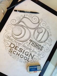 great blog by London based designer  & illustrator Tim Miness