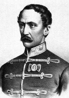 Aulich Lajos general (Pozsony, 1793. augusztus 25. – Arad, 1849. október 6.) Abraham Lincoln, Budapest, Revolution, Che Guevara, Street Art, Europe, War