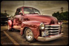 1950 CHEVY PICKUP | Flickr - Photo Sharing!