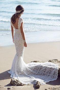 Casamento na praia - noiva