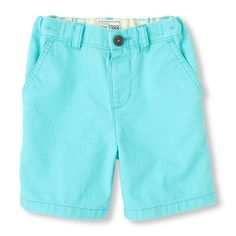 The Childrens Place - We've turned a classic into his new fave shorts!