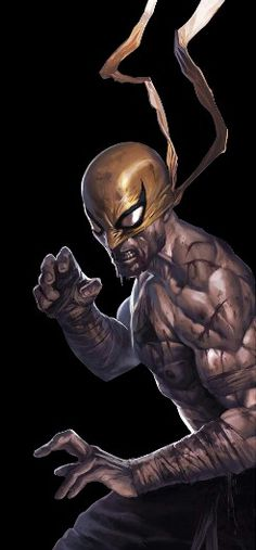 Iron fist,  i know he is a part od the Defenders but i'm too lazy to make a seperate board