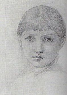 Edward Burne-Jones: portrait of Margaret Burne-Jones
