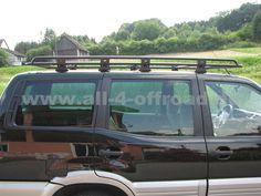 HD-Expeditionsdachträger Nissan Terrano II, Ford Maverick,  5-türig