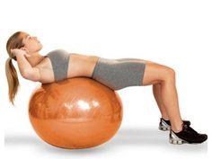 Bola Suíça 45cm Acte Sports - Gym Ball com as melhores condições você encontra no Magazine Raimundogarcia. Confira!