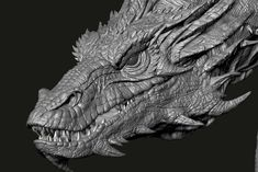 Dragon Tattoo Pictures, Dragon Pictures, Smaug Dragon, Fire Dragon, Lion Tattoo Design, Dragon Sketch, Polymer Clay Dragon, Dragon Sleeve, Dragon Artwork