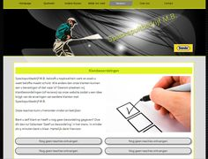 Website Spackspuitbedrijf M.B.