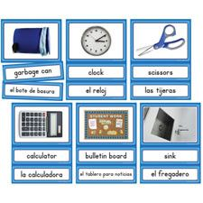 """Create interactive bulletin boards and centers with 6"""" x 8"""" perf-apart pieces. Set of 106."""