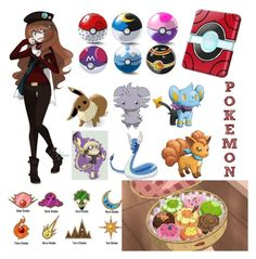 """""""Pokèmon Master"""" by broken-and-alone on Polyvore"""