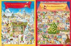 Best Advent Calendar ever!! Pixi Adventskalender 2013: mit 24 Pixi-Büchern